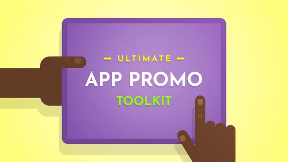 Videohive Ultimate App Promo Toolkit 30017458