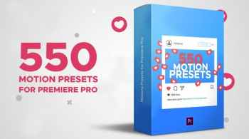 Videohive Motion Presets for Premiere Pro 23806261