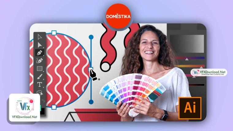 Adobe Illustrator for Graphic Design By Valeria Dubin