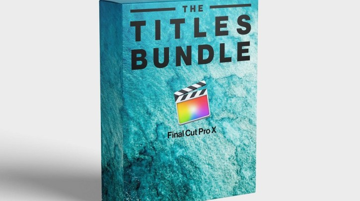 FCPX FULL ACCESS Titles Bundle – Final Cut Pro X