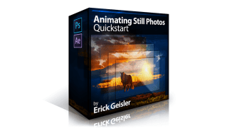 Photoserge - Animating Still Photos: Quickstart