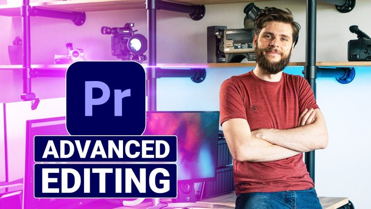 Advanced Video Editing with Adobe Premiere Pro 2020 By Jordy Vandeput