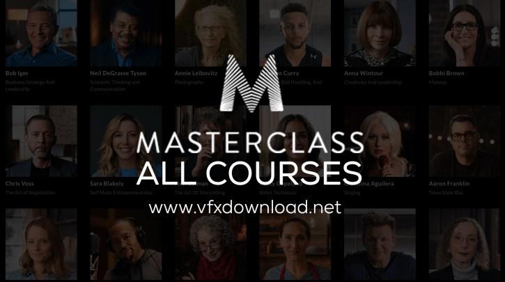 MasterClass.Com Full Website June 2021