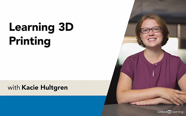 Learning 3D Printing with Kacie Hultgren