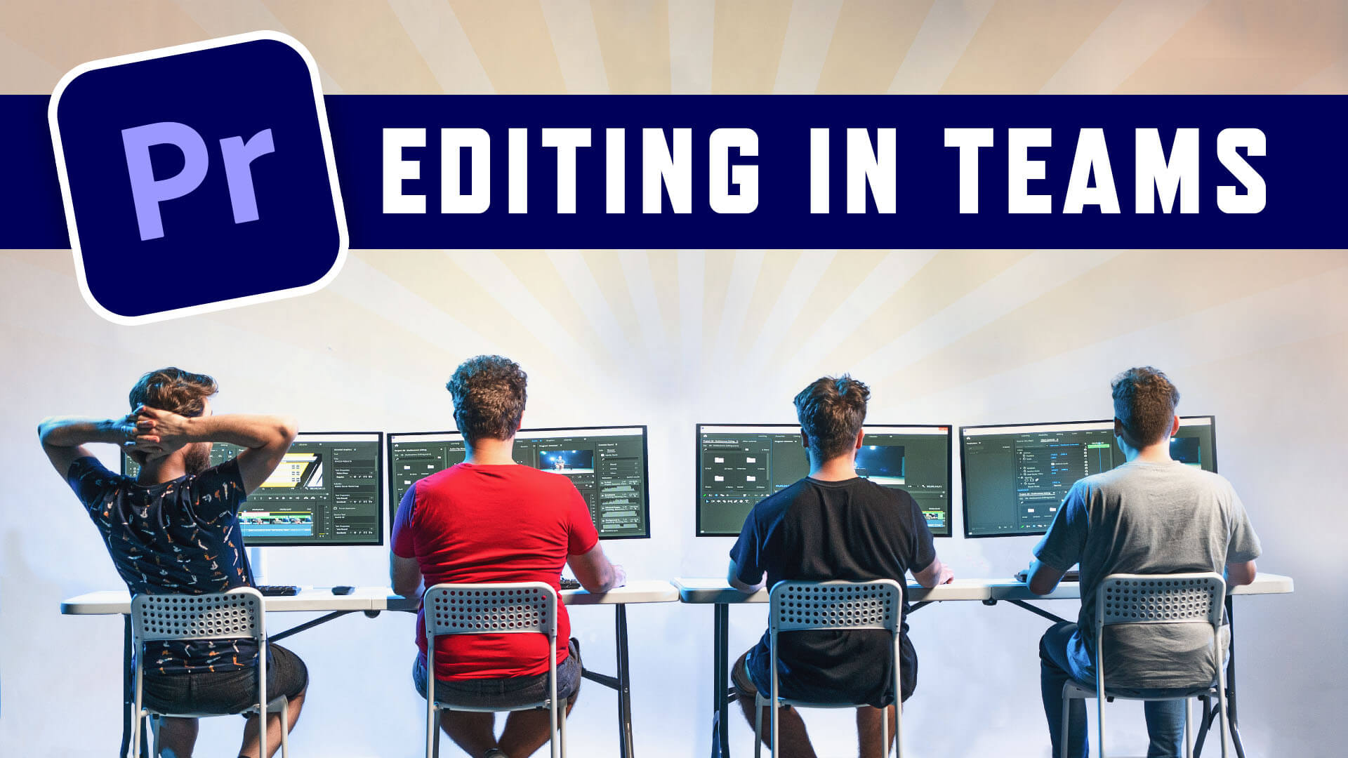 Cinecom – Video Editing In Teams: Infrastructure & Adobe Premiere Pro Workflow