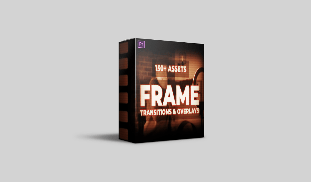 Bjkproduction - Premiere Pro FRAME – Transitions & Overlays