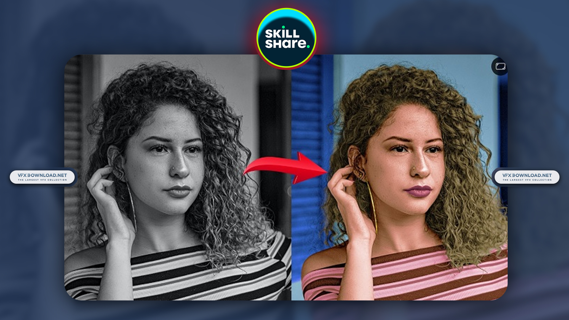 Learn Image Color Conversion Techniques using Photoshop 2021 By Venkatesh B