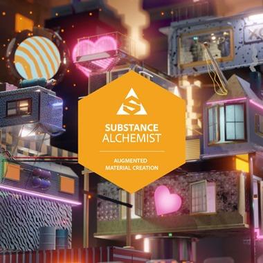 Adobe Substance Alchemist 2019.1 Public Release - VFX Hut