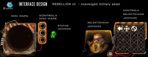 RTS concept - UI