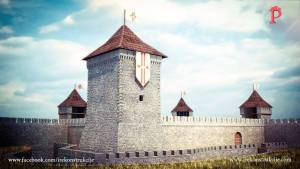 Rekonstrukcija Lazarevog grada - Kruševac