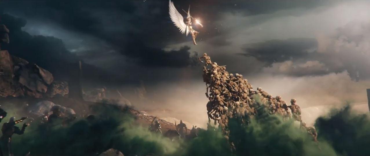 Heroic - Magic Duel Cinematic Trailer by Bunker VFX - VFX Serbia