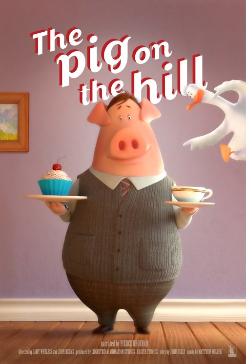 THE_PIG_ON_THE_HILL_POSTER_10inch