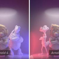 Arnold Render v5.0 What's new video