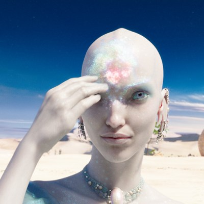 THE PEARL: THE SUPER ALIEN MODELS OF<strong> VALERIAN</strong>