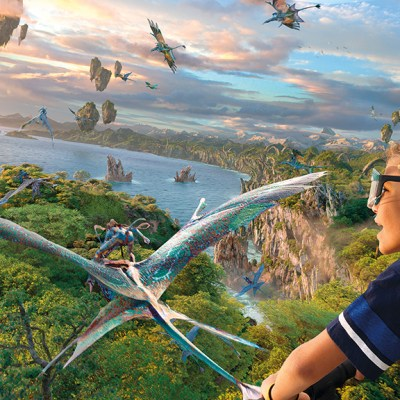 <b>AVATAR: FLIGHT OF PASSAGE</b>: A Cinematic, Multi-Sensory 3D Experience that Soars