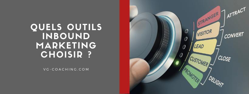 Quels outils inbound marketing choisir?