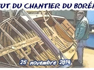 article vieux gréement pour damgan début du chantier du borénis novembre 2019