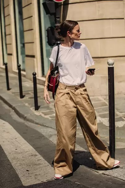 b4c8173b0 Couture Fashion Week: The Best Street Styles - breaking news, world ...