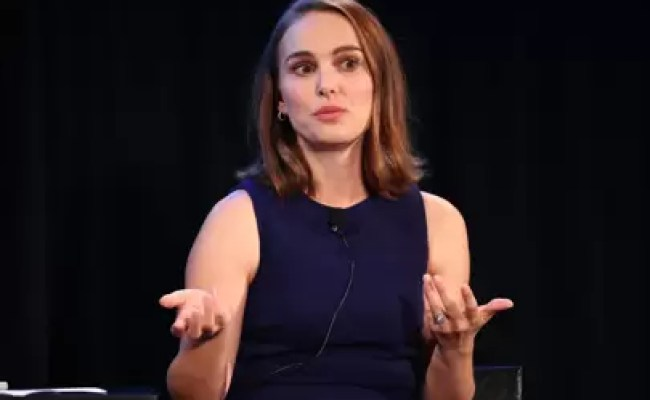 Natalie Portman Speaks Out On Hollywood S Sexual
