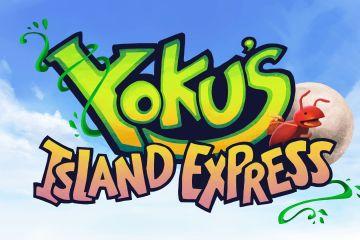 Yokus Island Express logo