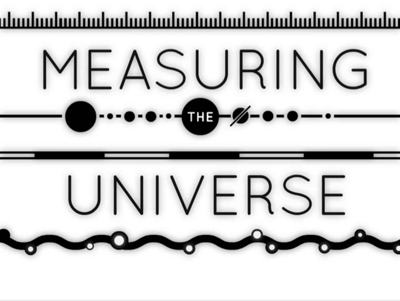How do we measure the universe?