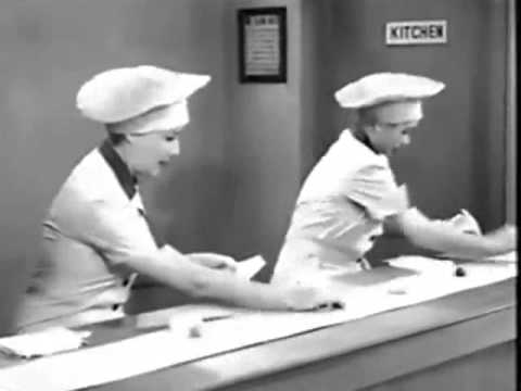 Candy Factory Conveyor Belt I Love Lucy The Kid Should