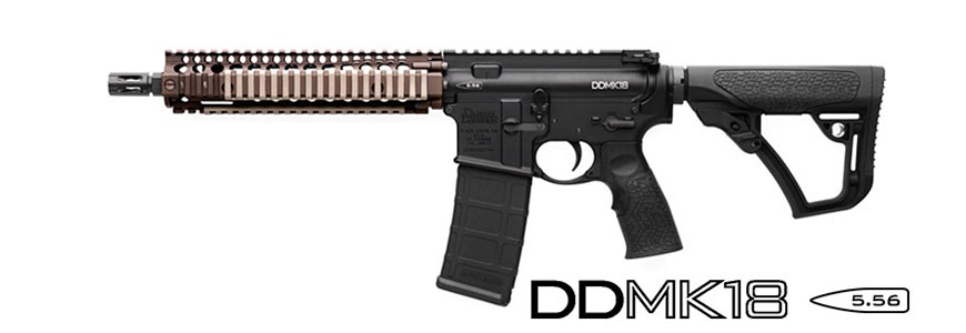 Western Sport Wire Blog - Daniel Defense MK18 Rifle