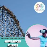 montagnes russes expériences en réalité virtuelle VGB EVENT Lyon Rhone alpes France