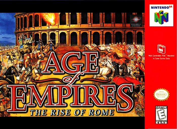age of empires rise