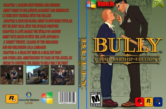 Bully PC Box Art Cover by Heart Breaker