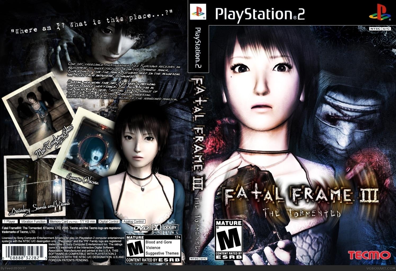 Fatal Frame 3 Ps2 Cheats | Framess.co