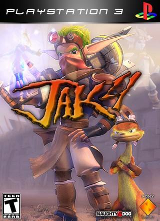 Jak 4 PlayStation 3 Box Art Cover By Radioactive Bob