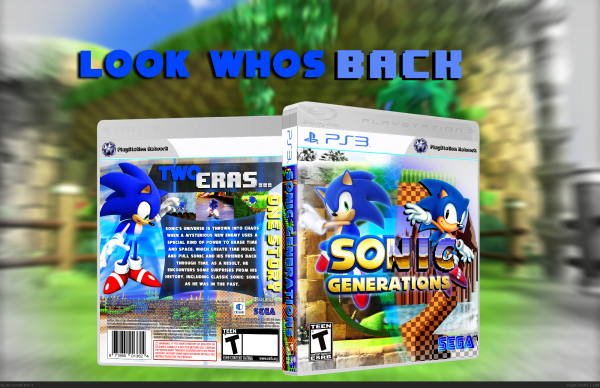 20+ Sonic Generations Cover Pictures and Ideas on Weric