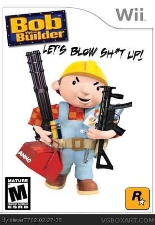 Bob The Builder Funny : builder, funny, Builder:, Let's, Stuff, Cover, Steve7702