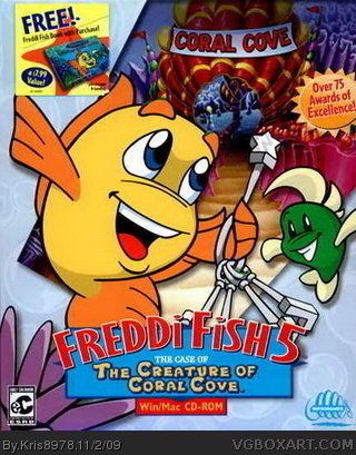 Games names and blame race and technology for Freddi fish online