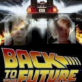 Back to the future trilogy the game wii box art cover by mercut1999