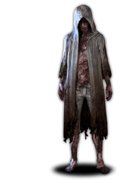 The Evil Within Render