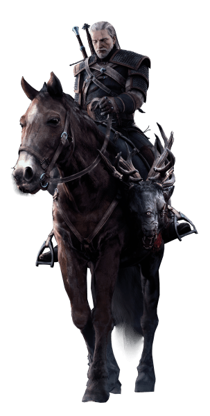 The Witcher 3 Wild Hunt Render