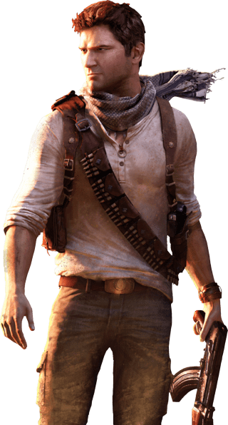 Uncharted 3 Drakes Deception Render