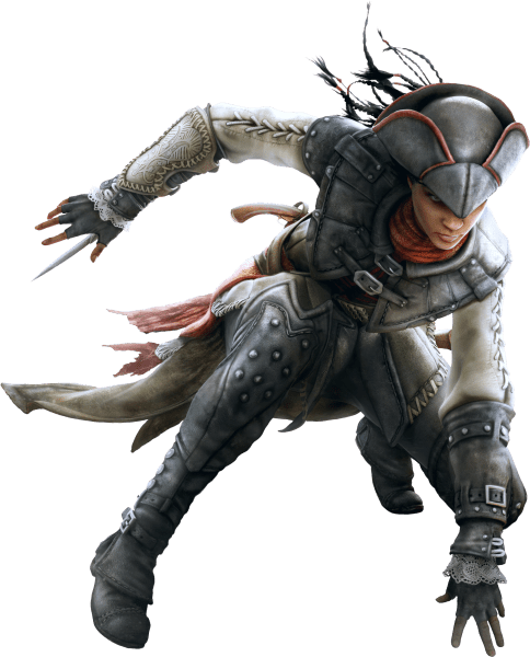 Assassins Creed III Liberation Render