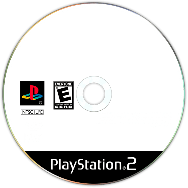 PlayStation 2 template