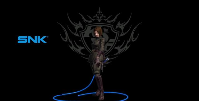 Whip é a 1º personagem extra confirmada para The King of Fighters XIV