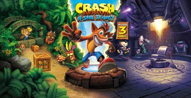 Rumor: Novo game de Crash Bandicoot chegará em 2019