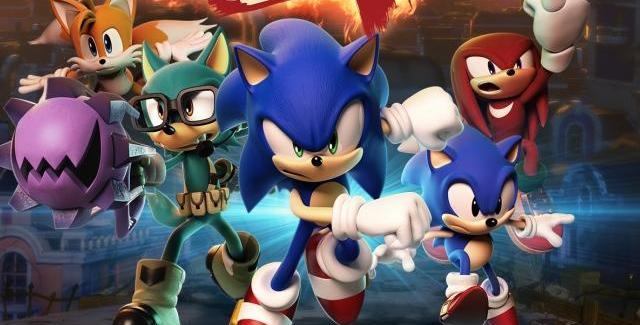 Conheça Infinite, o vilão de Sonic Forces