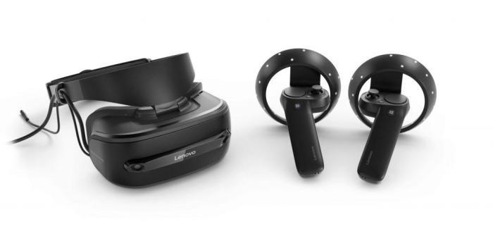 Lenovo lança headset de Realidade Virtual