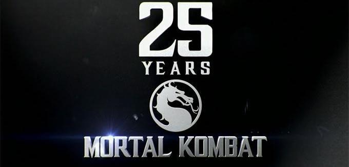 Mortal Kombat completa 25 anos em outubro