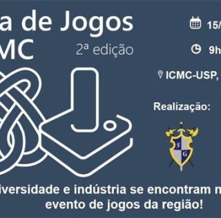 Segunda Mostra de Jogos do ICMC da USP