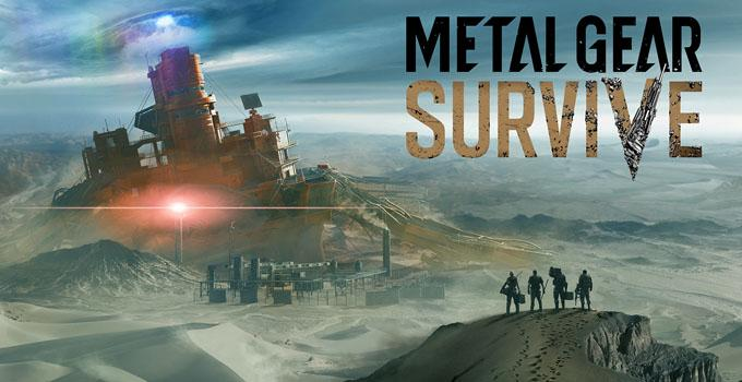 Beta de Metal Gear Survive em Janeiro e trailer de single player anunciado