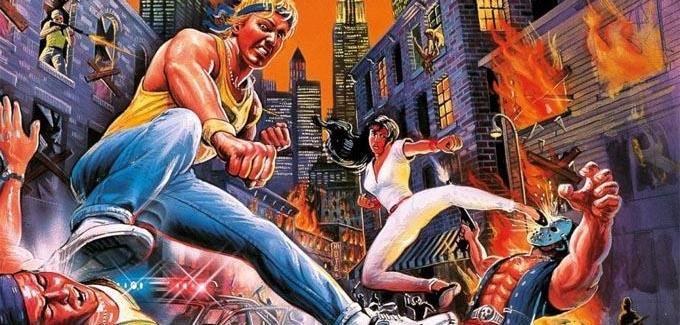 Streets of Rage está disponível no SEGA Forever
