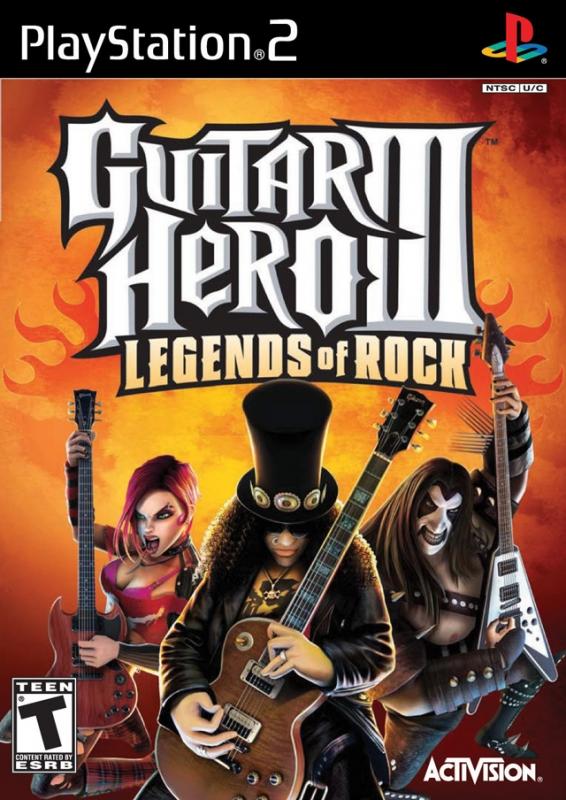 Guitar Hero 3 Unlock Everything : guitar, unlock, everything, Guitar, Legends, PlayStation, Cheats,, Codes,, Guide,, Walkthrough,, Tricks